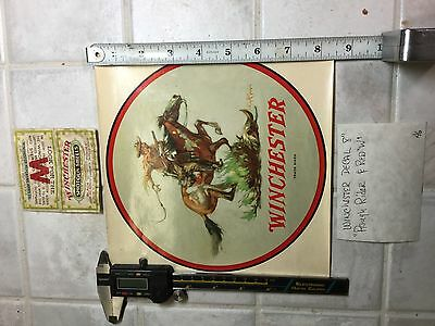 "VINTAGE WINCHESTER ""Rough Rider Decal"" & Misc."