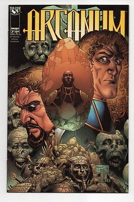 ARCANUM # 7, Image (Top Cow) 1998, Zustand 0-1/1- (vf+/vf-)