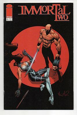 IMMORTAL TWO # 4, Image 1997, Zustand 0-1/1- (vf+/vf-)