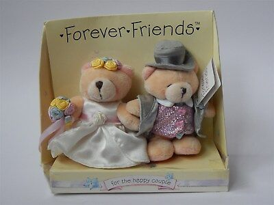 Forever Friends Wedding Favour Bears By Hallmark Cards