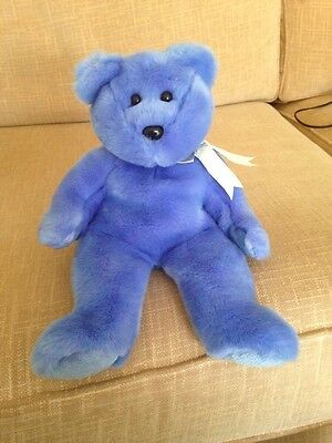 Beanie Buddy Bear - TY Toy - Collectable