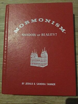 Mormonism, Shadow Or Reality? (Hardcover) By Jerald & Sandra Tanner
