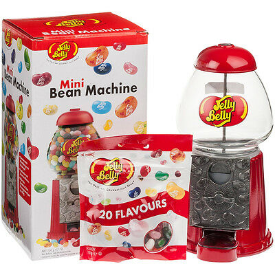 Jelly Belly Mini Bean Machine mit 100 g Jelly Beans