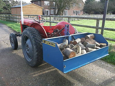FLEMING    TRACTOR  TIPPING TRANSPORT BOXES  NEW 4ft &,5ft