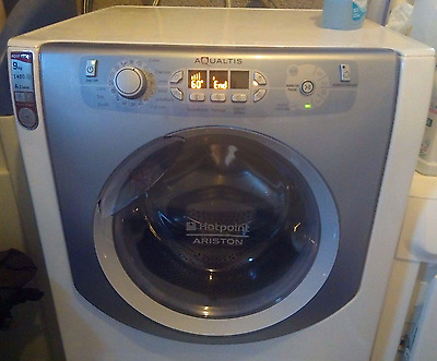 Lave-linge frontal HOTPOINT AQ9F49UH 9kg