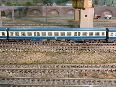 Fleischmann 3 carriage set N gauge