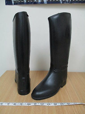 Harry Hall Stylo Black Equetsrian Childs Horse Riding Boots Size 12.5-13