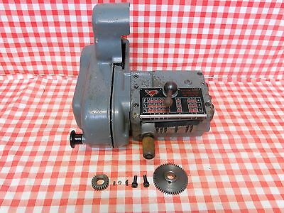 Myford ML7 Quickchange Gearbox in Nice condition with all fixings
