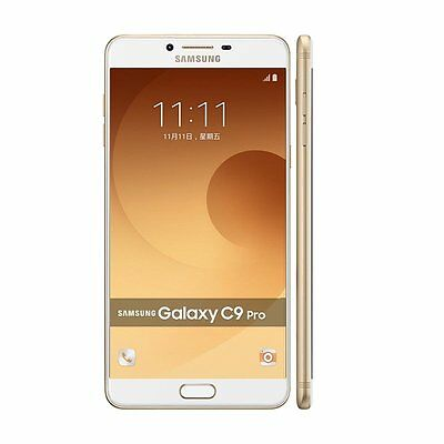 Samsung C9000 C9 Pro Gold 64GB 16MP 4G LTE Unlocked AU WARRANTY Smartphone