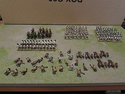 15mm painted Austrian Napoleonic army