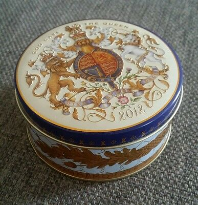 The Royal Collection Mint Tin 2012