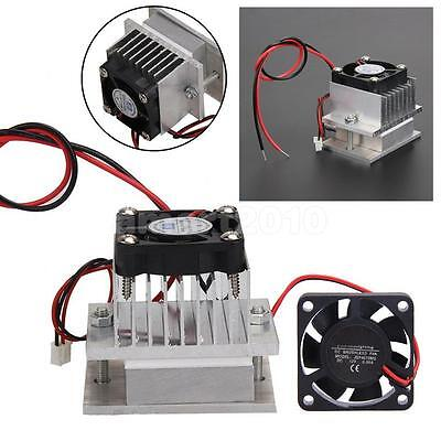 Cooling Fan Refrigeration System Heat Sink Kit Practical Electronic Assembly