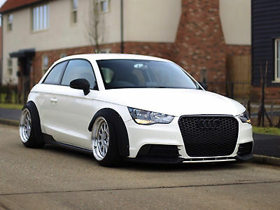 Audi A1 Wide body kit / arch extensions / bolt or bond on