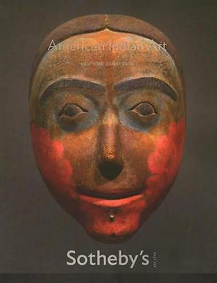 Sotheby's ///  Native American Indian Art Post Auction Catalog 08