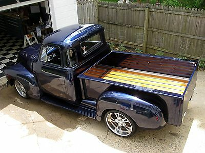 1955 Chevrolet Other Pickups  1955 3600 5-window 1st series