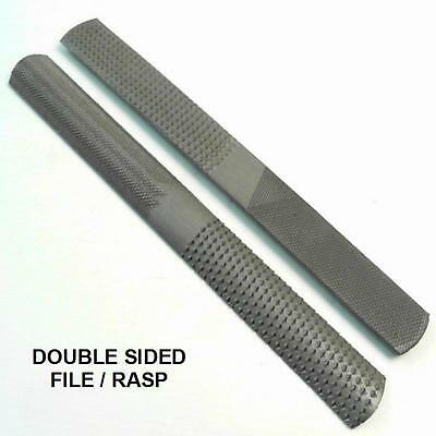 Double Sided Wood Rasp File Carving Stick  Making Wood Working