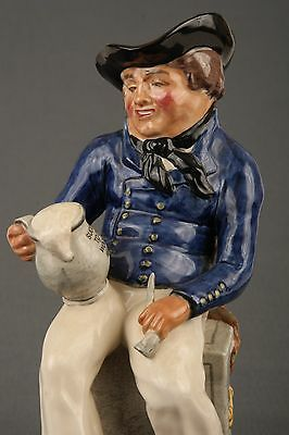 American Sailor Toby jug by Kevin Francis boxed with certificate.