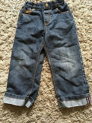 Boys Jeans Age 2-3 Years