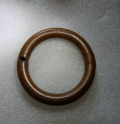 Vintage Hiatts Wrought Cattle Ring.