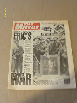 Victory Remembered, Page 3 Girl Andrea Kovic - The Mirror Newspaper - May 1985