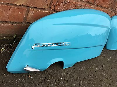 Lambretta TV200 TV175 Li Original Side Panels