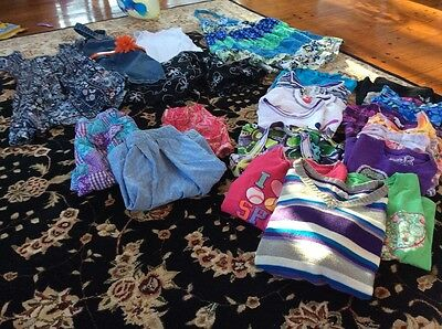 Huge Lot of 20 Girl Clothes Outfits Size 10/12 Brand name chilldrens place gap
