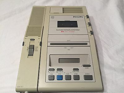 PHILIPS 560 DICTATION SYSTEM / VINTAGE, Not Tested