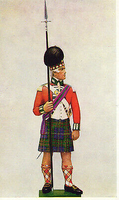 79th Queens own Cameron Highlanders