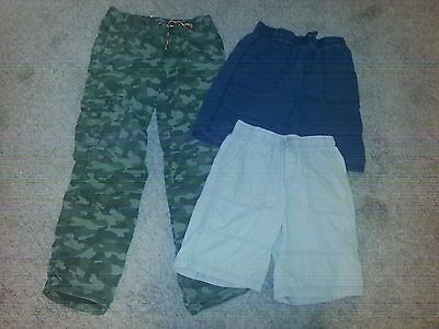 Lot of Circo Boy's size XL(16) Shorts and Camo Pants Play Clothes