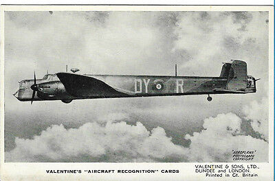 The Armstrong Whitworth Whitley V