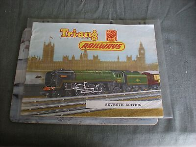 Triang Railways catalogue - seventh edition
