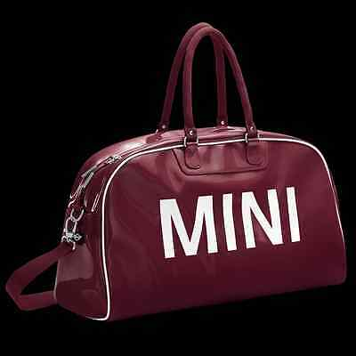 MINI Genuine Big Duffle Cordovan Bag 80222287994