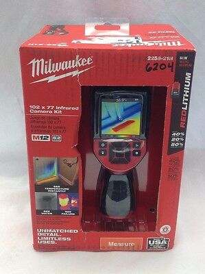 Milwaukee 102x77 Infrared Camera Kit 2258-21H