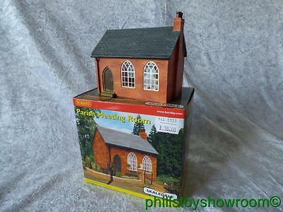 Oo Hornby Skaledale R8557 Parish Meeting Room Vgc Boxed Retired Discontinued