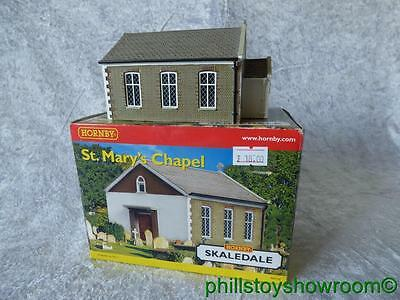 Oo Hornby Skaledale R8758 St Mary's Chapel Vgc Boxed Retired Discontinued