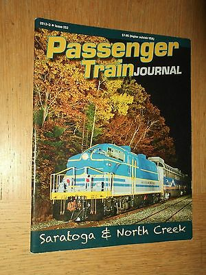 Passenger Train Journal issue 252 2012-3 White River Productions)