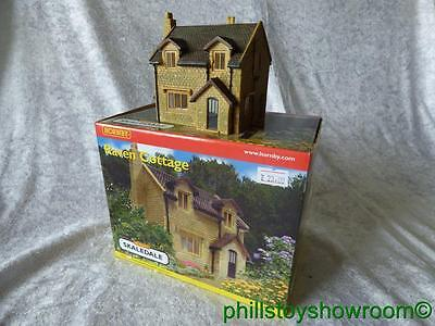 Oo Hornby Skaledale R8501 Raven Cottage Vgc Boxed Retired Discontinued