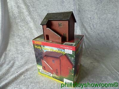Oo Hornby Skaledale R8542 Holly Farm Workshop Vgc Boxed Retired Discontinued
