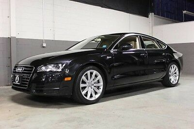 2013 Audi A7  BEAUTIFUL 2013 AUDI A7 3.0T QUATTRO, LOADED WITH OPTIONS, PREMIUM PLUS PACKAGE