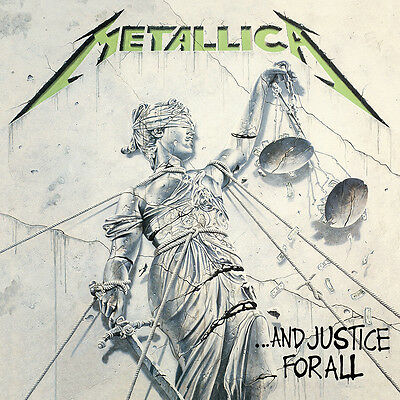 Metallica - And Justice For All - 2 x Vinyl LP *NEW & SEALED*