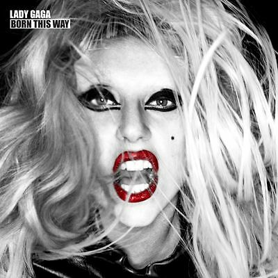 Lady Gaga - Born This Way - 2 x 180gram Vinyl LP *NEW & SEALED*