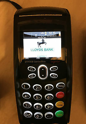 Ingenico EFT930B Contactless Bluetooth Chip Pin Credit Card Payment Terminal
