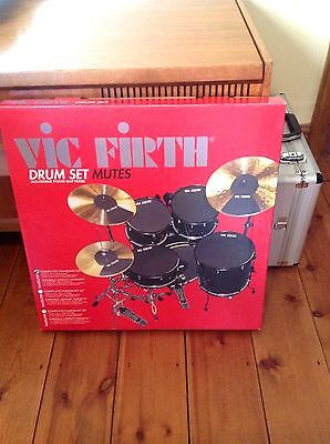 Vic Firth Drum Mutes Practice Pads