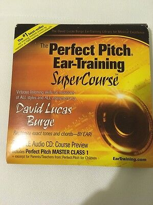 The Perfect Pitch Ear Training Course