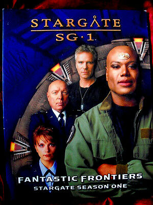 Stargate RPG FANTASTIC FRONTIERS. Stargate season one. OOP Roleplaying Game