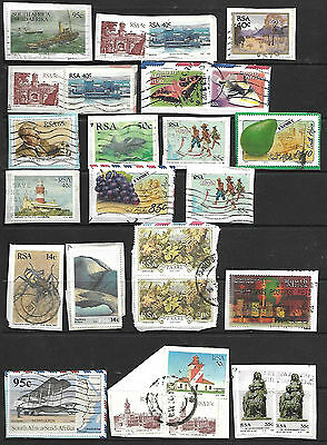 Collection Of South Africa  Stamps