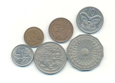 Very Nice Rare.mixed Lot Of Australia Coins.very Collectable.b.205