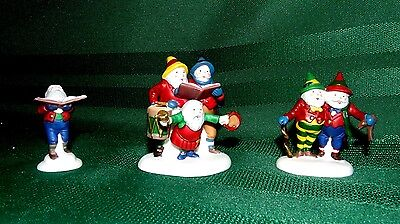 Sing A Song For Santa,   North Pole,    Dept 56 #56316,  In Box