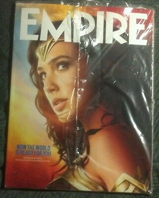 Empire mag - Now the world is ready for you  exclusive subsciber coverApril 2017