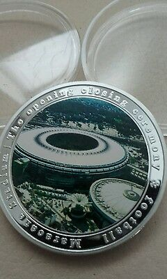RIO OLYMPICS 2016 OPENING AND CLOSING CEROMONY commemorative coin